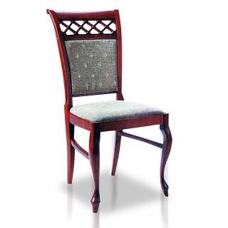 Krzesło K-38 z profilowanym oparciem