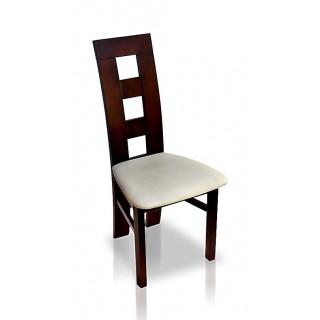 Krzesło RK-56 drewniane buk tapicerowane