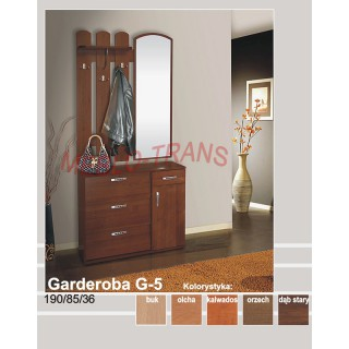 Garderoba G-5