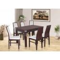 Stół z 6  krzesłami do Państwa salonu