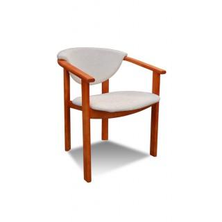 Krzesła RK-27 drewniane buk tapicerowane